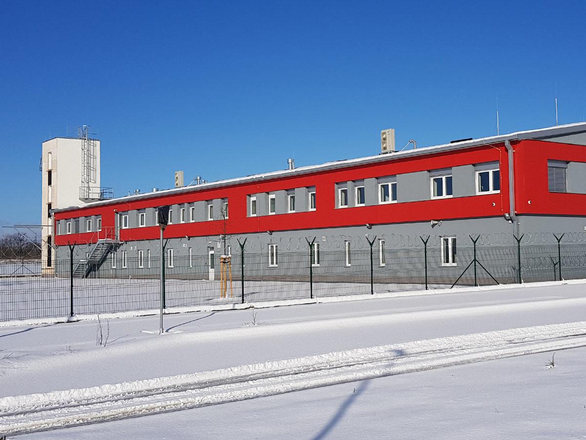 SPZ Triangle požární stanice 02